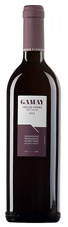 Gamay Vieilles Vignes 2019